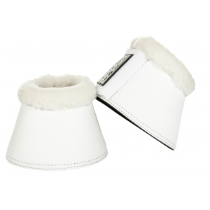 Padded Over Reach Boots - Comfort Imitation Leather