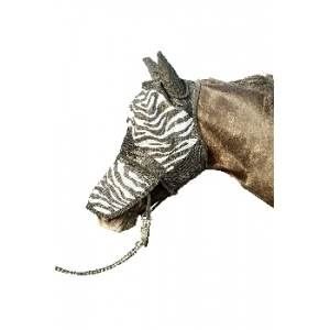 Fly Mask - Zebra