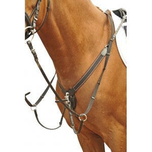 Breastplate With Martingale