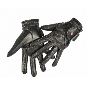 Riding Gloves - Professional Leather